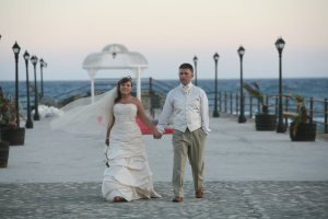 Foreign Wedding testimonial from Bridget and John-Paul